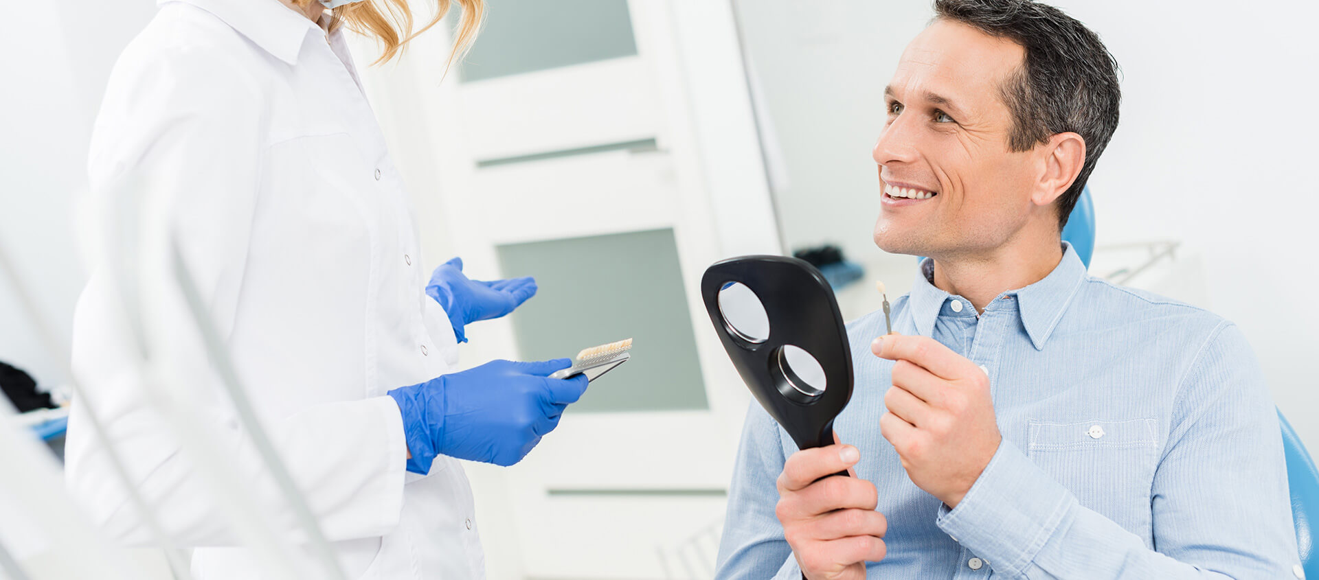 Georgetown area dentist offers all-on-4 dental implants as a tooth replacement option for patients